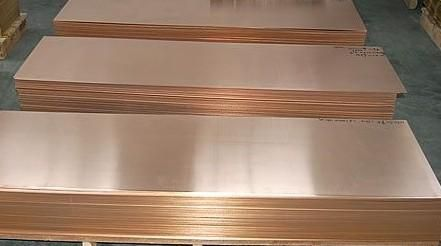 射洪黄铜板