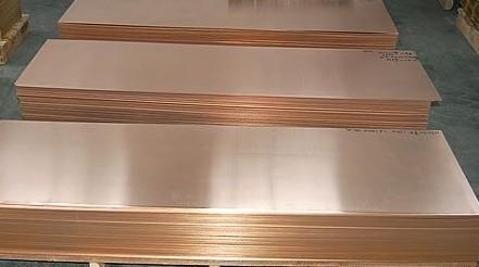 瑞安黄铜板